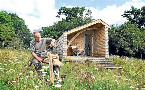 kevin mccloud s dream house from grand designs hits the kevin mccloud s modest design an eco cabin in the woods