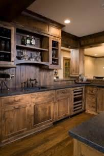 Rustic Style Kitchen Cabinets Beautiful Rustic Kitchen Home