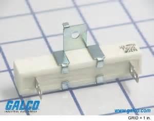 micron power resistors mfs20a500jni micron resistors resistor galco industrial electronics