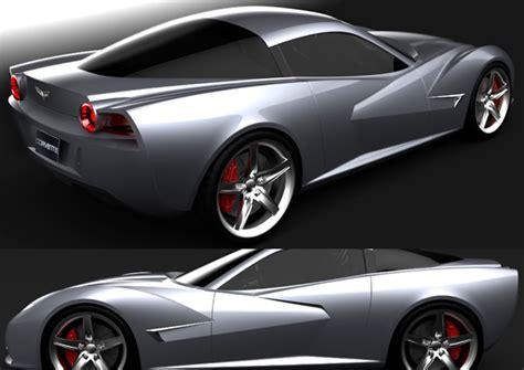 robbins corvette yanko design