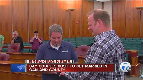Oakland County Marriage Records Oakland County Clerk Issuing Marriage Licenses For