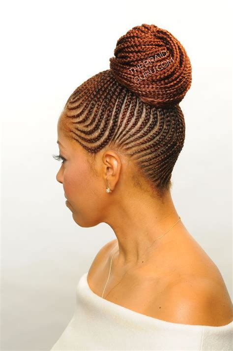 itching african bun hairstyles how to rock killer crotchet braids in 2015 updo cheer