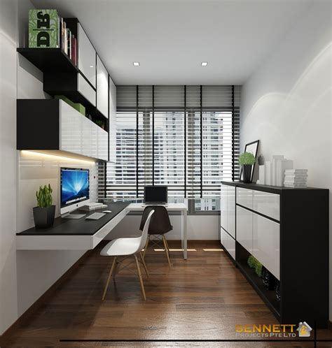 Kitchen Living Room Design Bedroom Study Room Sennett Projects