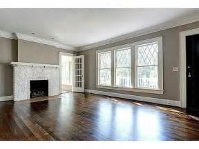 gray floors what color walls wood grey walls white trim condo decorating