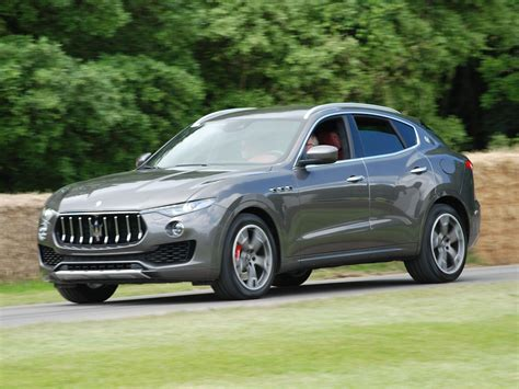 What Is A Maserati by Maserati Levante