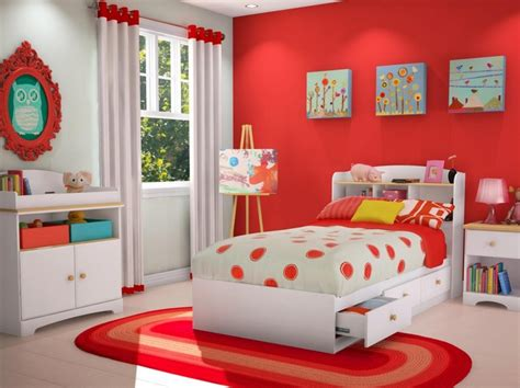 kids bedroom designs red and white kids bedroom ideas decolover net