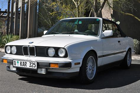 Bmw Convertible Price by Bmw 325i E30 Convertible Reviews Prices Ratings With