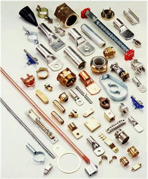 brass electrical components brass neutral links brass