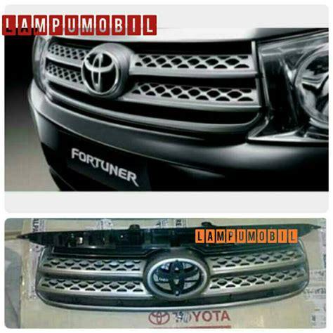 Grill Fortuner Vrz 2016 Ori 2 jual toyota fortuner 2016 mobil w