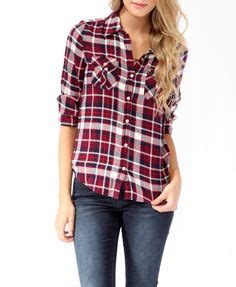 White Ergo Button Shirt 1000 images about checked flannel shirt on