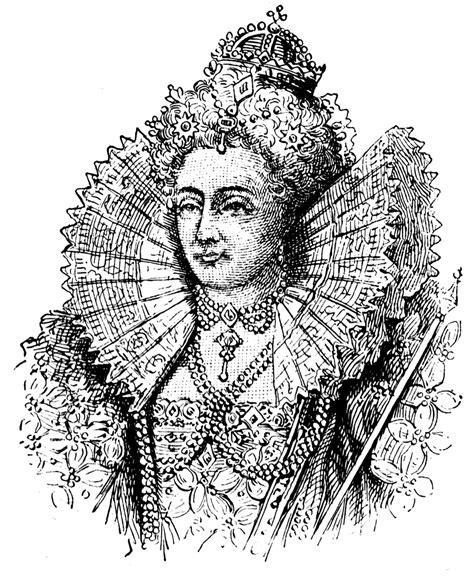 Clipart Of Queens Free Clipart Queen Elizabeth