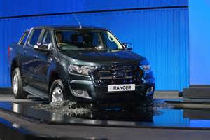 ford ranger new ford ranger prices rise along with spec
