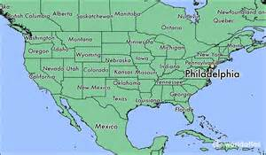 united states map philadelphia where is philadelphia pa where is philadelphia pa