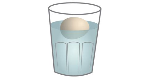 experimento infografia del huevo en agua salada experimento 6 densidad
