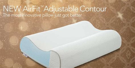 Sleep Number Pillow Reviews by New Airfit Adjustable Pillow By Sleep Number Crunchy
