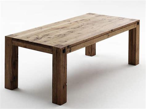 rustikale tische massivholz die besten 17 ideen zu rustikaler esstisch auf
