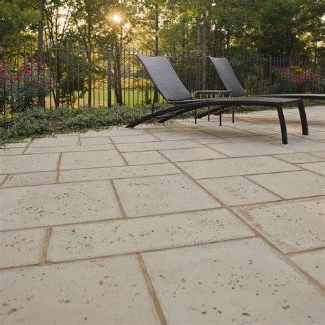 peacock pavers gallery outdoor and deck ideas pinterest