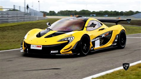 Mclaren P1 Track by 3 Million Mclaren P1 Gtr W 1000 Hp Mclaren P1 On Track