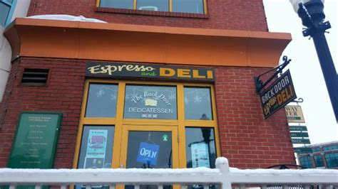 the back door deli park city restaurant reviews phone