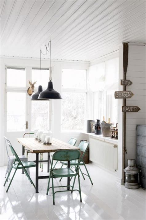 scandinavian style a scandinavian home with vintage industrial finds the