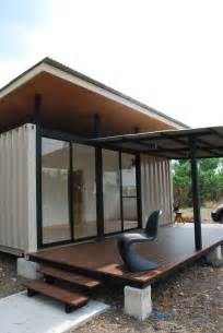 shipping container homes shipping container homes bluebrown container home thailand