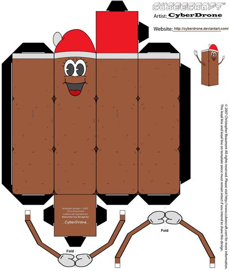 South Park Papercraft - cubee mr hankey by cyberdrone on deviantart