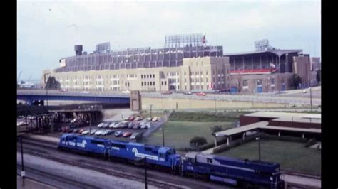 cleveland municipal stadium  town youtube