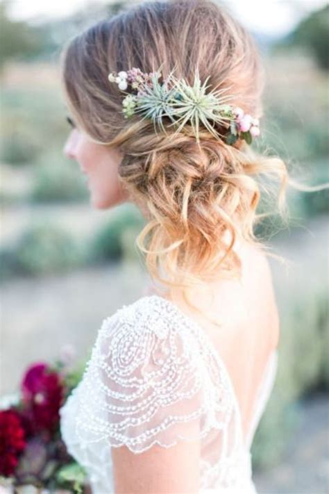 Wedding Hairstyles Side Chignon by 26 Chic Chignon Wedding Hairstyles Weddingomania