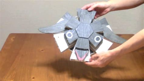 How To Make Cool Paper Toys - amazing japanese paper toys with a