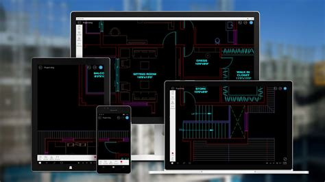 autocad for mobile autocad mobile per windows 10 e windows 10 mobile si