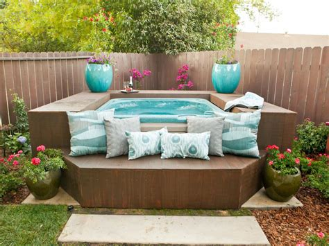 Tub In Small Backyard by 18 Tubs We Wish We Owned Hgtv