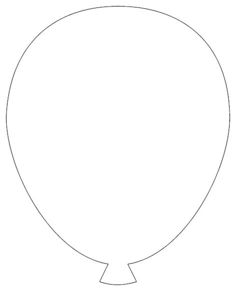air balloon template printable balloon template beepmunk