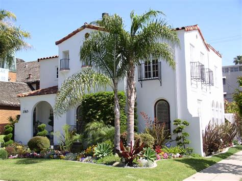 European Style Houses by Spanish Revival Architectural Styles Of America And Europe