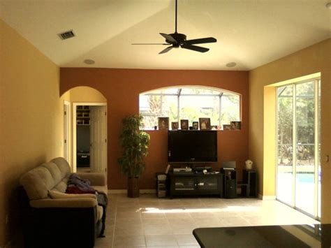 family room paint sarasota