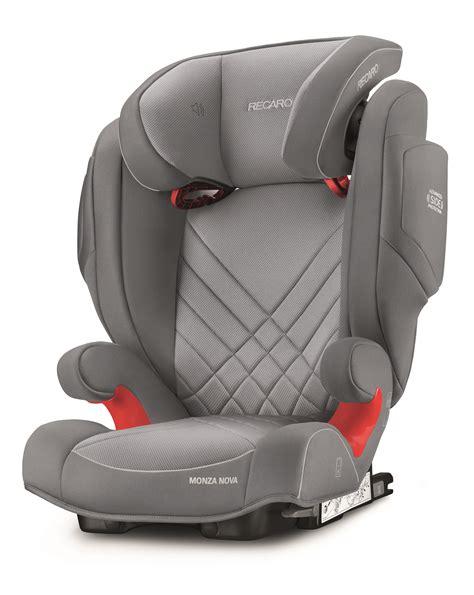 silla recaro recaro silla de coche 2 seatfix 2018 aluminium grey
