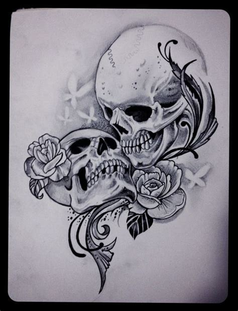 kiss death tattoo til death us apart tattoo picture at