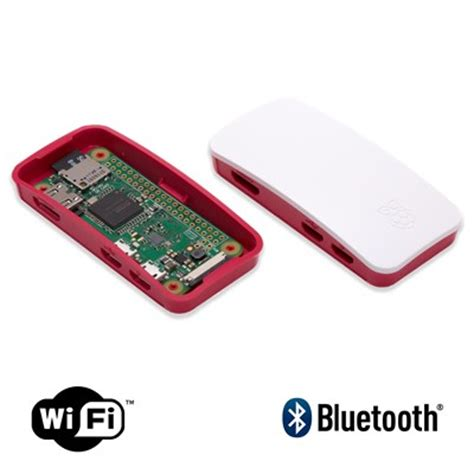 Termurah Raspberry Pi Zero W Include Cassing Led Minihdmi raspberry pi zero w wireless