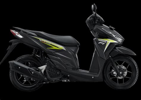 Vario 125cc Tahun 2016 new honda vario 125 esp 2016 ada warna hitam hijau