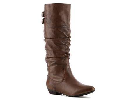 dsw wide calf boots steve madden kadey wide calf boot dsw