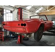 1971 Triumph Spitfire Stripped  Bridge Classic Cars