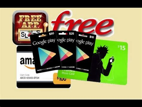 Free Amazon Gift Card Apps - top 5 apps for free amazon gift cards apps youtube