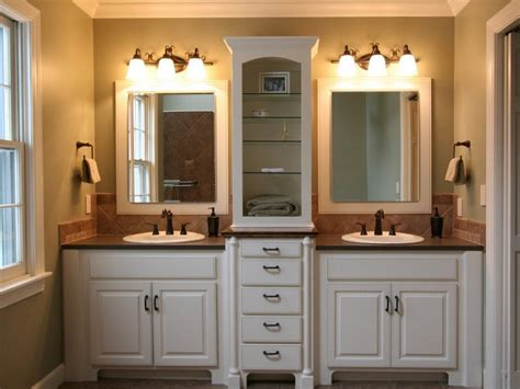 Bathroom Vanity And Mirror Ideas Magnificent Bathroom Vanity Mirror Ideas Master Bathroom