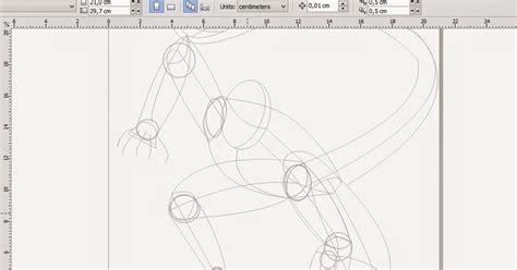 tutorial menggambar vektor tutorial cara menggambar mudah vektor dengan coreldraw x6