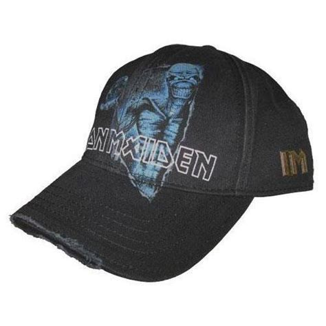 Baseball Cap Niron Cloth iron maiden different world cap baseball caps hats