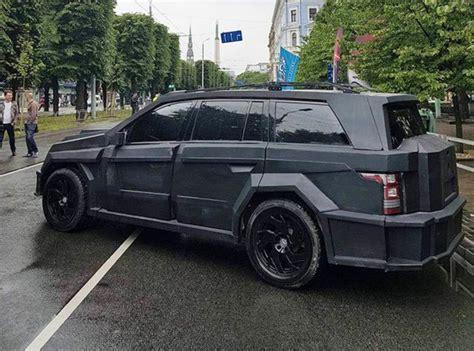 dartzs newest suv immortalized  grand theft auto