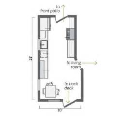 tiny kitchen floor plans small kitchen floor plans galley afreakatheart