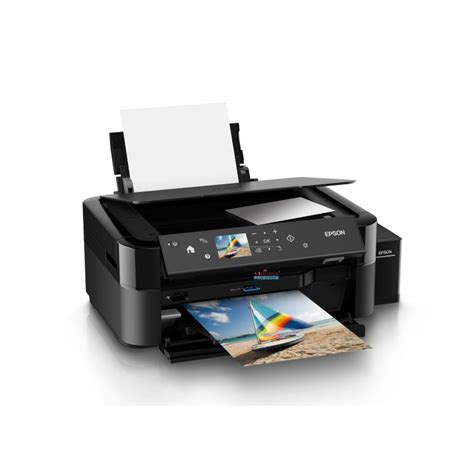 Printer Epson Id Card epson l850 id card printer software and tray