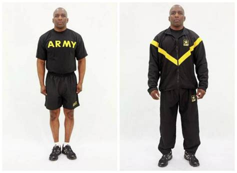 what do you think of the new army pt uniform rallypoint