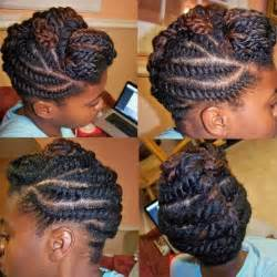 pin up braid styles african american african american braided updo photos african american
