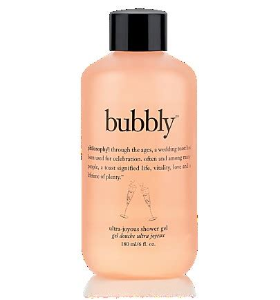 Shower Gel Bubble Bath philosophy bubbly shampoo shower gel amp bubble bath